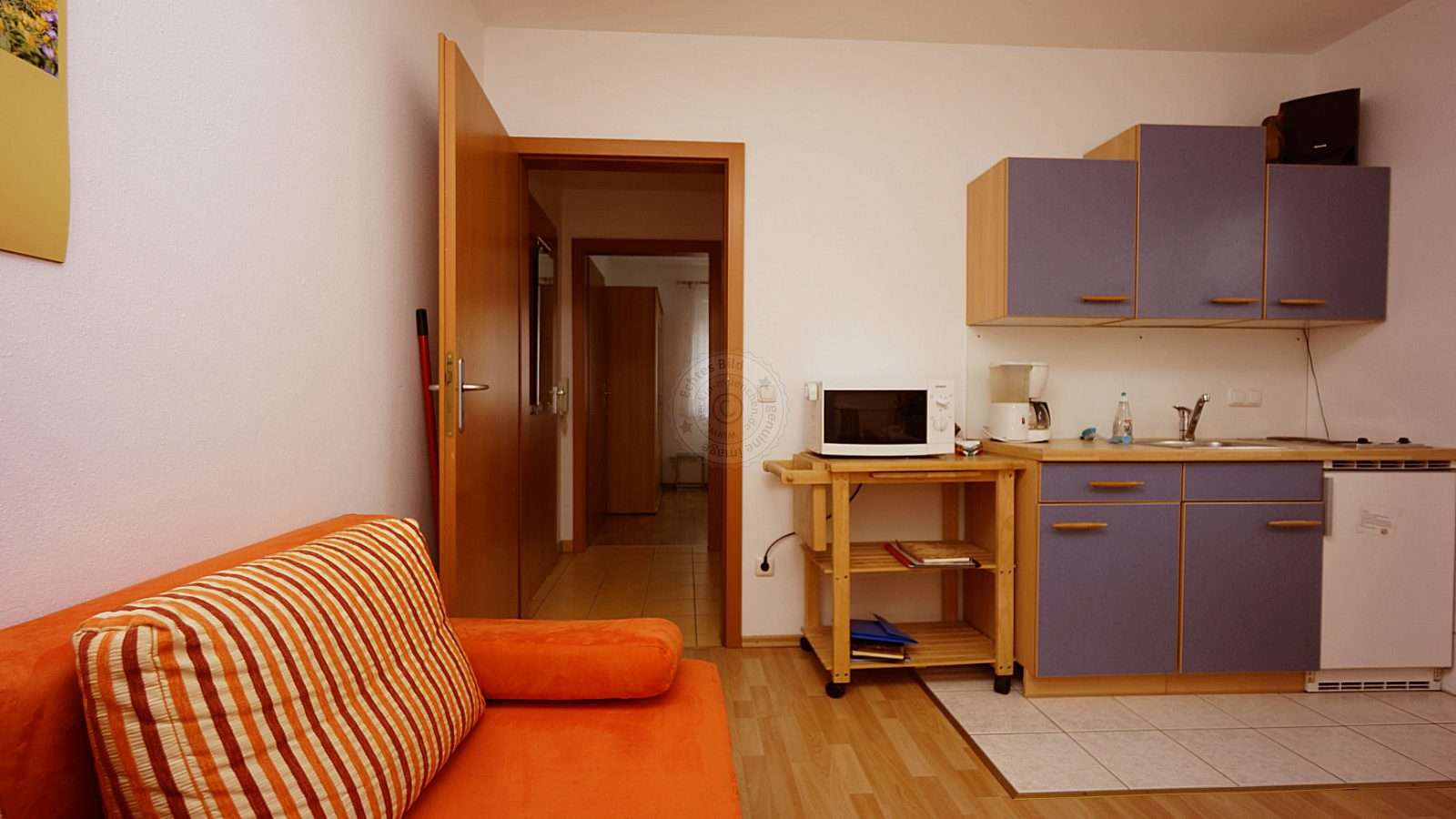 Ideal accommodation for self-catering
